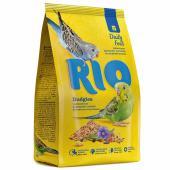 RIO Корм для волнистых попугайчиков, основной рацион, 1 кг