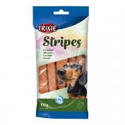 Trixie Stripes Лакомство для собак с мясом домашней птицы, 10 шт./100 г