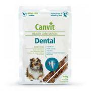 Canvit Dental Snack лакомство для ухода за зубами и ротовой полостью взрослых собак, 200 г