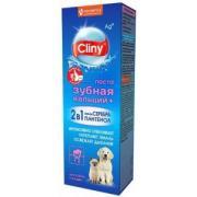 Cliny Зубная паста Кальций + для собак и кошек, 75 мл