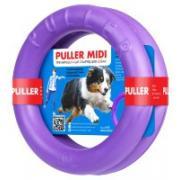 Collar Puller Midi тренировочный снаряд для собак (2 кольца), Ø20 × 3 см