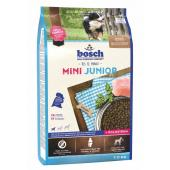 Bosch Mini Junior сухой корм для щенков маленьких пород с мясом домашней птицы, 3 кг