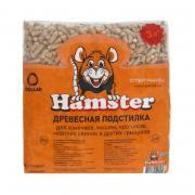 Collar Hamster древесная подстилка для грызунов с лавандой, 800 г