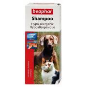Beaphar противоаллергенный шампунь для собак и кошек, 200 мл