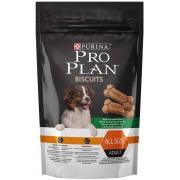 Pro Plan Biscuits Adult All Size печенье для взрослых собак с ягненком и рисом, 400 г