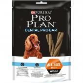 Pro Plan Dental Pro-bar Adult All Size лакомство для поддержания здоровья полости рта у собак, 150 г