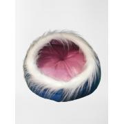 Лежанка-тапок для кошек 42×33 см