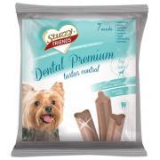 Stuzzy Friends Dental Care лакомство для взрослых собак мелких пород для чистки зубов, 10,5 см, 110 г