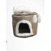 Домик мешок для кошек и мелких собак