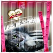 Stuzzy Friends жевательная мясная палочка для кошек с говядиной, 5 г, 1 шт