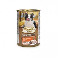 Stuzzy Monoprotein Grain Gluten Adult беззерновой с индейкой для взрослых собак, 400 г