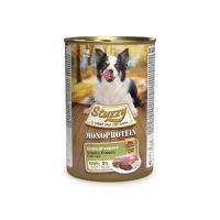 Stuzzy Monoprotein Grain Gluten Adult беззерновой с телятиной для взрослых собак, 400 г