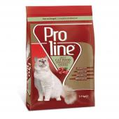 Proline Adult Cat сухой корм для кошек со вкусом ягненка и риса (целый мешок 1.5 кг)