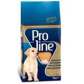Proline Puppy Dog сухой корм для щенков всех пород со вкусом курицы (целый мешок 15 кг)