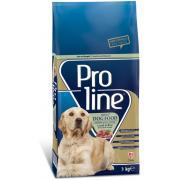 Proline Adult Dog сухой корм для взрослых собак всех пород со вкусом ягненка и риса (целый мешок 3 кг)