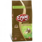Enjoy Adult Cat сухой корм для кошек со вкусом курицы (целый мешок 15 кг)