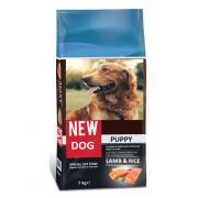 New Dog Puppy Lamb and Rice сухой корм для взрослых собак всех пород со вкусом ягненка и риса (целый мешок 3 кг)