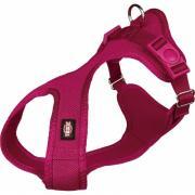 Trixie шлейка для собак мелких пород, XS-S, 30-45см/15 мм, розовый