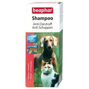 Beaphar Anti-Schuppen натуральный шампунь против перхоти для кошек и собак, 200 мл