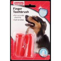 Beaphar Finger Toothbrush зубная щетка на палец для собак
