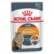 Royal Canin Intense Beauty влажный корм для поддержания красоты шерсти кошек в желе, 85 г