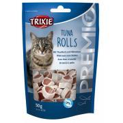 Trixie Tuna Rolls лакомство для кошек с тунцом и курицей