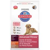 Hill's Science Plan Adult Advanced Fitness Large Breed для взрослых собак крупных пород с ягненком и рисом 9271М (на развес)