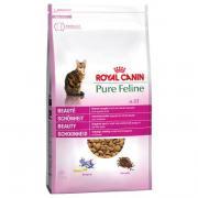 Royal Canin Pure Feline No.1 Beauty полнорационный корм для кошек с добавлением масла огуречника аптечного и льняного семени, 300 г
