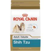 Royal Canin Shih Tzu Adult сухой корм для взрослых собак породы Ши-Тцу