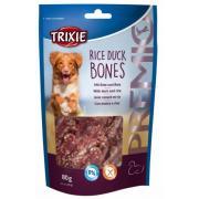 Trixie Rice Duck Bones лакомство для собак с мясом утки и рисом