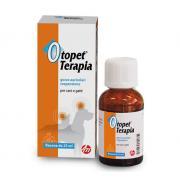 Otopet Terapia ушные капли для профилактики и лечения отодектоза, нотоэдроза и демодекоза у собак и кошек, 25 мл