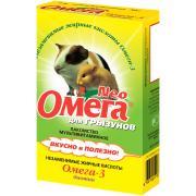 Омега Neo, витамины для грызунов с биотином