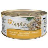 Applaws Chicken Breast с куриной грудкой, 156 г