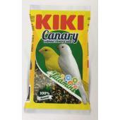 Kiki Canary + Vitamin полнорационный зерновой корм для канареек, 500 гр