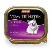 Vom Feinsten Kitten паштет с ягненком для котят