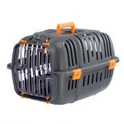 Ferplast  JET 10 пластиковая переноска для кошек и собак мелких пород, 47 x 32 x 29 см