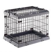 Ferplast SUPERIOR 75 складная клетка для собак весом до 12 кг, 77 x 51 x 55 см