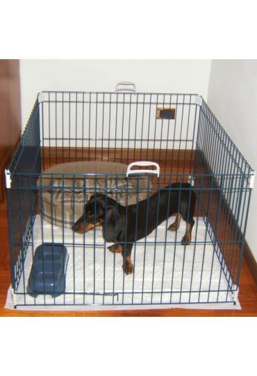 Ferplast Dog Training загон для собак и щенков, 80 x 80 x 62 см