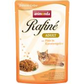 Rafiné Soupé Adult с индейкой в морковном желе