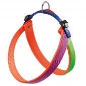 Ferplast Agila Colours 2 шлейка для собак из нейлона, размер XXS