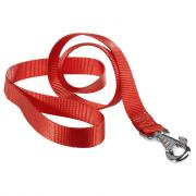 Ferplast Club G10/120 нейлоновый поводок для собак, 10 х 120 см, красный