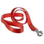 Ferplast Club G15/120 нейлоновый поводок для собак, 15 х 120 см, красный