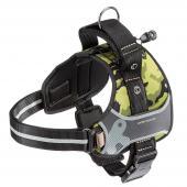 Ferplast Hercules Cammie нейлоновая камуфляжная шлейка для собак, 57-71 см х 80-102 см х 40 мм,размер ХL