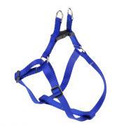Ferplast Easy P Medium шлейка для собак средних пород А=В 45 х 63 х 1,5 см, синяя