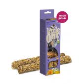 Little One Sticks палочки для морских свинок, кроликов и шиншилл с травами и цветами 2×60 г