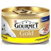 Gourmet паштет с курицей, 85 г