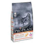 Pro Plan Derma Plus сухой корм для кошек с чувствительной кожей с лососем (целый мешок 10 кг)