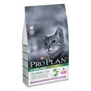 Pro Plan Sterilised сухой корм для стерилизованных кошек с индейкой, 1,5 кг + 400 гр в подарок