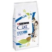 Cat Chow корм для кошек 3 в 1: контроль образования комков шерсти, уход за полостью рта, здоровье мочевыводящей системы (целый мешок 15 кг)