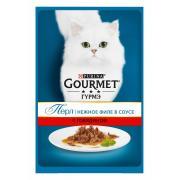 Gourmet Перл нежное филе с говядиной в соусе